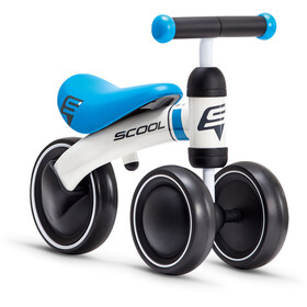 s'cool pedeX first Kinderen, white/blue